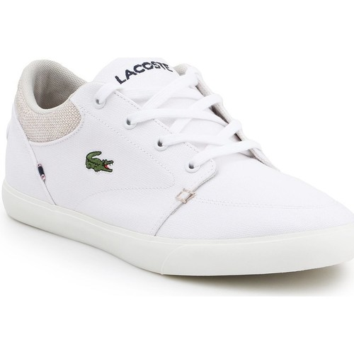 Shoes Men Low top trainers Lacoste Bayliss 218 7-35CAM001083J white