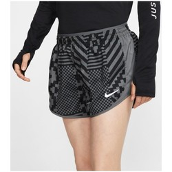 Clothing Women Shorts / Bermudas Nike Tempo Lux Black, Grey