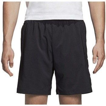 Clothing Men Shorts / Bermudas adidas Originals Essential Lin Chelsea Black