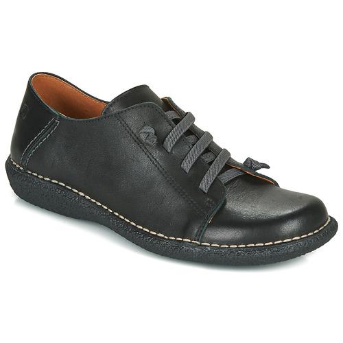 Shoes Women Derby Shoes Casual Attitude NIPITE Black