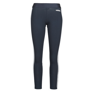 Clothing Women Leggings adidas Originals W E 3S TIGHT Encleg / White