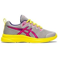 Shoes Children Indoor sports trainers Asics SOULYTE GS 1014A080 Grey