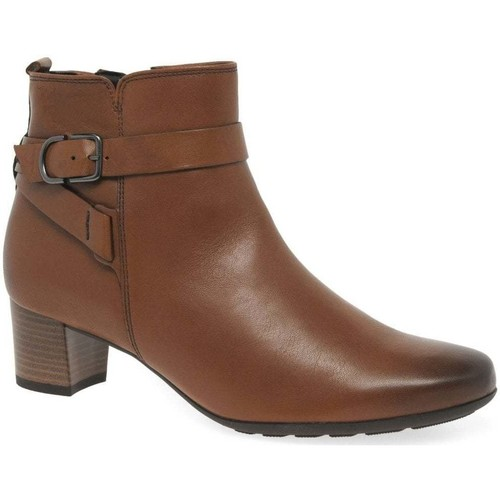 Shoes Women Ankle boots Gabor Kenmore Womens Ankle Boots brown