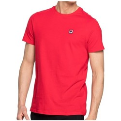 Clothing Men Short-sleeved t-shirts Fila Seamus Tee Red