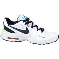 Shoes Children Fitness / Training Nike Air Max Fusion GS White, Black