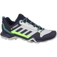 Shoes Men Walking shoes adidas Originals Terrex AX3 Hiking Graphite,Celadon,Grey