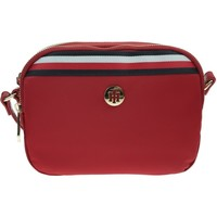 Bags Women Shoulder bags Tommy Hilfiger Poppy Crossover Red