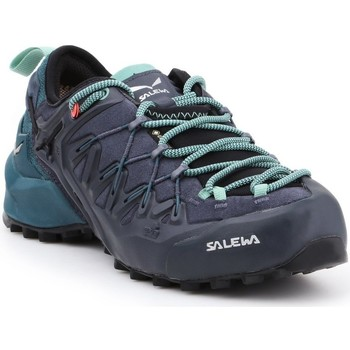 Shoes Women Low top trainers Salewa WS Wildfire Edge Gtx Graphite