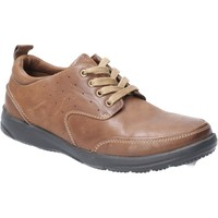 Shoes Men Derby Shoes Hush puppies HPM2000-84-1-6 Apollo Brown