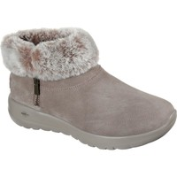 Shoes Women Snow boots Skechers 144003-DKTP-03 On-The-Go Joy Savvy Dark Taupe