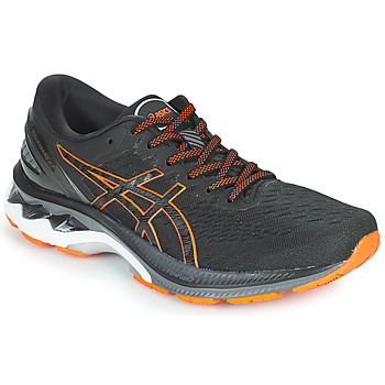Shoes Men Running shoes Asics KAYANO 27 Black / Orange