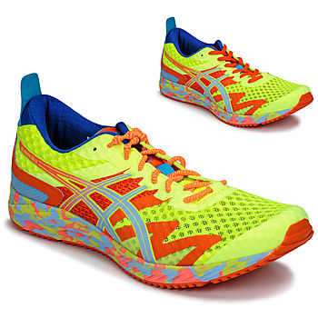 Shoes Men Running shoes Asics NOOSA TRI 12 Yellow / Multicolour