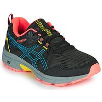 Shoes Women Running shoes Asics VENTURE 8 Black / Blue