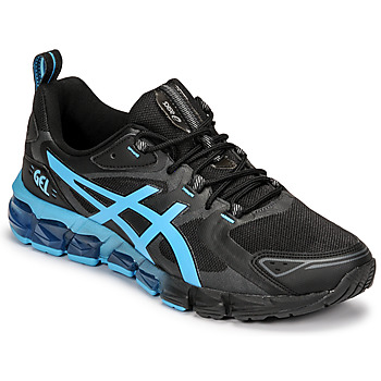 Shoes Men Low top trainers Asics QUANTUM 180 6 Black / Blue