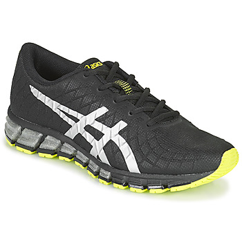 Shoes Men Low top trainers Asics QUANTUM 180 4 Black / White