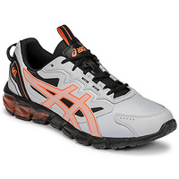 Shoes Men Low top trainers Asics QUANTUM 90 3 White / Black / Orange