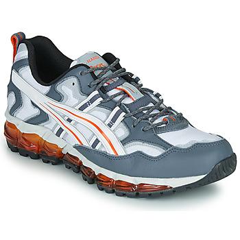 Shoes Men Low top trainers Asics NANDI 360 White / Grey