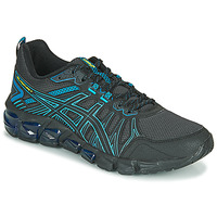 Shoes Men Low top trainers Asics VENTURE 7 180 Black / Blue
