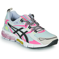 Shoes Women Low top trainers Asics QUANTUM 180 6 White / Pink / Black