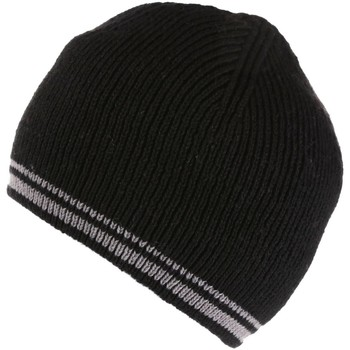 Clothes accessories Men Hats / Beanies / Bobble hats Regatta Men's Balton II Fleece Lined Beanie Black