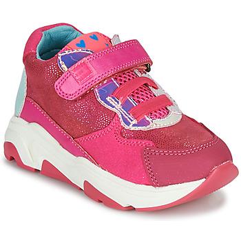 Shoes Girl Hi top trainers Agatha Ruiz de la Prada BRAZIL Pink