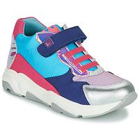 Shoes Girl Hi top trainers Agatha Ruiz de la Prada BRAZIL Blue