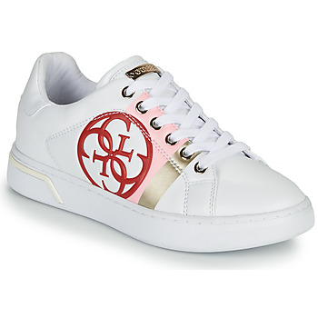 Shoes Women Low top trainers Guess REATA White