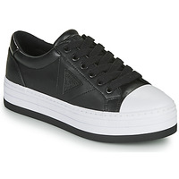 Shoes Women Low top trainers Guess BRODEY3 Black