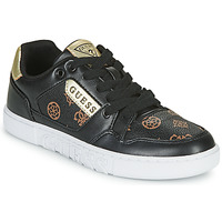 Shoes Women Low top trainers Guess JULIEN2 Black