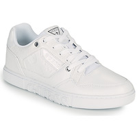 Shoes Women Low top trainers Guess JULIEN2 White