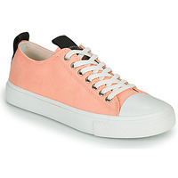 Shoes Women Low top trainers Guess EDERLA Pink