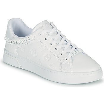 Shoes Women Low top trainers Guess RIYAN White