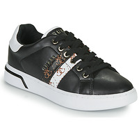 Shoes Women Low top trainers Guess REEL Black