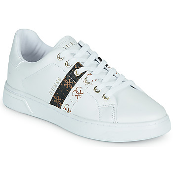 Shoes Women Low top trainers Guess REEL White