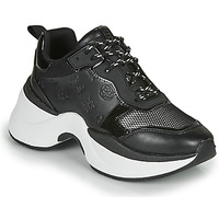 Shoes Women Low top trainers Guess JENNEA2 Black
