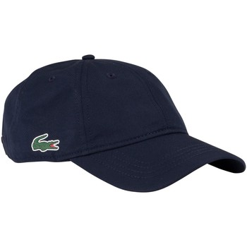 Clothes accessories Men Caps Lacoste Logo Baseball Cap blue