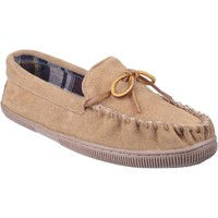 Shoes Men Loafers Cotswold Alberta Beige