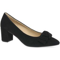 Shoes Women Heels Gabor Kesh Womens Court Shoes black
