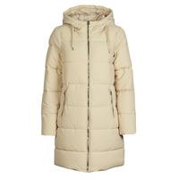 Clothing Women Duffel coats Only ONLDOLLY Beige