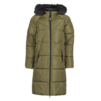 Clothing Women Duffel coats Only ONLMONICA Kaki