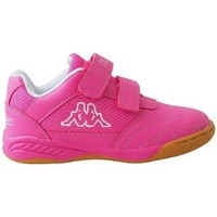 Shoes Girl Low top trainers Kappa Kickoff OC K Pink