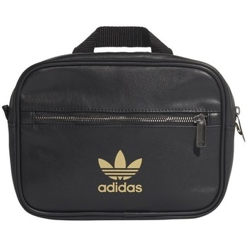 Bags Women Shoulder bags adidas Originals Mini Airl PU Black