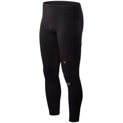 Clothing Men Leggings New Balance Impact Run Black
