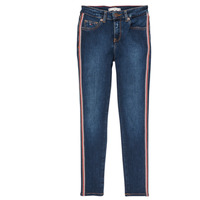 Clothing Girl Skinny jeans Tommy Hilfiger KG0KG05415-1BJ-C Blue