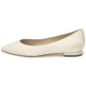 Shoes Women Flat shoes Susana Cabrera Gloria Beige