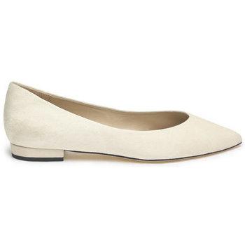 Shoes Women Flat shoes Susana Cabrera Gloria Beige