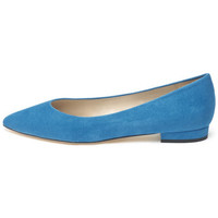 Shoes Women Flat shoes Susana Cabrera Gloria Blue