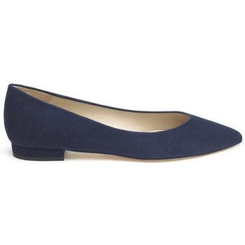 Shoes Women Flat shoes Susana Cabrera Gloria Navy