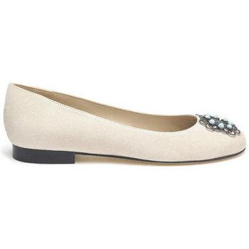 Shoes Women Flat shoes Susana Cabrera Marta Beige