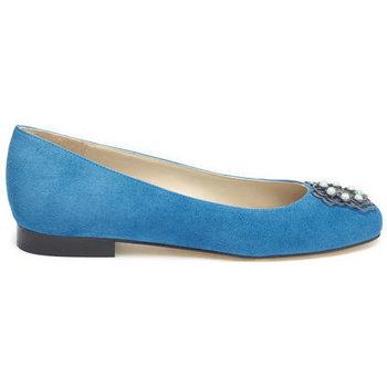 Shoes Women Flat shoes Susana Cabrera Marta Blue